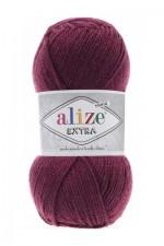 Пряжа для вязания Alize Extra (Ализе Экстра) Цвет 306 сливовый
