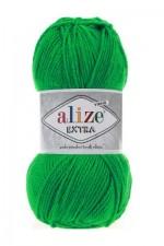 Пряжа для вязания Alize Extra (Ализе Экстра) Цвет 328 трава