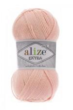 Пряжа для вязания Alize Extra (Ализе Экстра) Цвет 363 светло розовый
