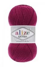 Пряжа для вязания Alize Extra (Ализе Экстра) Цвет 48 темная фуксия