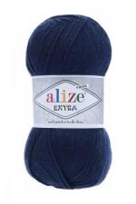 Пряжа для вязания Alize Extra (Ализе Экстра) Цвет 58 темно синий