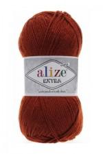 Пряжа для вязания Alize Extra (Ализе Экстра) Цвет 615 терракот