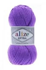 Пряжа для вязания Alize Extra (Ализе Экстра) Цвет 644 виолет