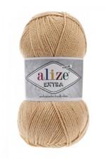 Пряжа для вязания Alize Extra (Ализе Экстра) Цвет 95 карамель