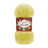 Пряжа для вязания Alize Kid Royal (Ализе Кид Роял) Цвет 109 лайм