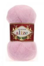 Пряжа для вязания Alize Kid Royal (Ализе Кид Роял) Цвет 143 пудра