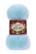 Пряжа для вязания Alize Kid Royal (Ализе Кид Роял) Цвет 183 светло голубой