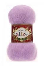 Пряжа для вязания Alize Kid Royal (Ализе Кид Роял) Цвет 27 лиловый