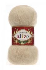 Пряжа для вязания Alize Kid Royal (Ализе Кид Роял) Цвет 314 кофейная пенка