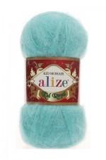 Пряжа для вязания Alize Kid Royal (Ализе Кид Роял) Цвет 457 лазурный