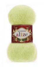 Пряжа для вязания Alize Kid Royal (Ализе Кид Роял) Цвет 509 светлый лимон