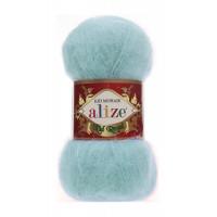 Пряжа для вязания Alize Kid Royal (Ализе Кид Роял) Цвет 669 светлая бирюза