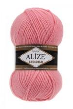 Пряжа Alize Lanagold (Ализе Лана Голд) Цвет 265 персик