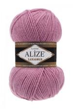Пряжа Alize Lanagold (Ализе Лана Голд) Цвет 28 сухая роза