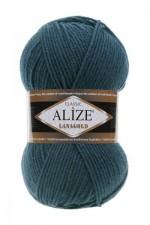 Alize Lanagold Цвет 426 петрольный