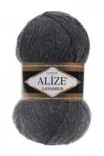 Alize Lanagold Цвет 521 антрацит