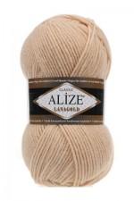 Пряжа Alize Lanagold (Ализе Лана Голд) Цвет 680 медовый