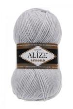 Пряжа Alize Lanagold (Ализе Лана Голд) Цвет 684 пепельный