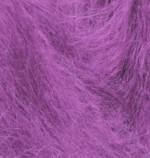 Alize Mohair Classic New Цвет 45 фиолетовый
