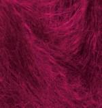 Alize Mohair Classic New Цвет 48 темная фуксия