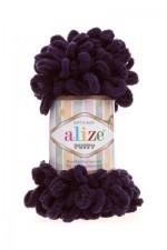 Пряжа для вязания Alize Puffy (Ализе Пуффи) Цвет 111 сливовый