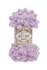 Пряжа для вязания Alize Puffy (Ализе Пуффи) Цвет 27 светлая сирень