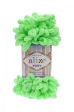 Пряжа для вязания Alize Puffy (Ализе Пуффи) Цвет 41 фисташковый