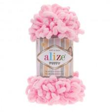 Пряжа для вязания Alize Puffy (Ализе Пуффи)