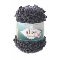 Пряжа для вязания Alize Puffy Fine Ombre Batik Цвет 7259