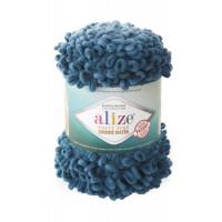 Пряжа для вязания Alize Puffy Fine Ombre Batik Цвет 7263