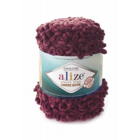 Пряжа для вязания Alize Puffy Fine Ombre Batik Цвет 7276