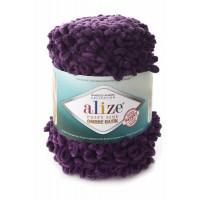 Пряжа для вязания Alize Puffy Fine Ombre Batik Цвет 7277