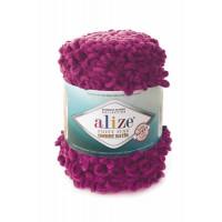 Пряжа для вязания Alize Puffy Fine Ombre Batik Цвет 7279