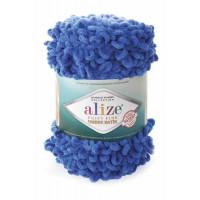 Пряжа для вязания Alize Puffy Fine Ombre Batik Цвет 7280