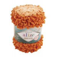 Пряжа для вязания Alize Puffy Fine Ombre Batik Цвет 7296