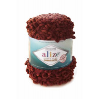 Пряжа для вязания Alize Puffy Fine Ombre Batik Цвет 7300