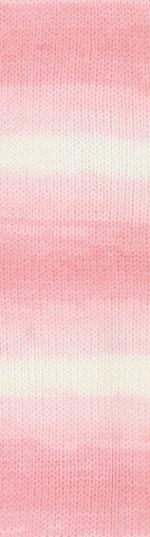 Пряжа для вязания Alize Sekerim Bebe Batik (Ализе Шекерим Беби Батик) Цвет 6319