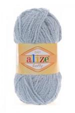 Alize Softy Цвет 224 зимнее небо