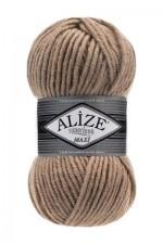 Пряжа для вязания Alize Superlana Maxi (Ализе Суперлана Макси) Цвет 05 бежевый