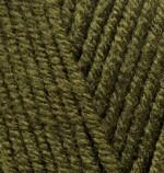 Alize Superlana Maxi Цвет 214 оливковый зеленый