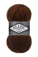 Пряжа для вязания Alize Superlana Maxi (Ализе Суперлана Макси) Цвет 373 ириска