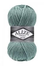 Пряжа для вязания Alize Superlana Maxi (Ализе Суперлана Макси) Цвет 463 мята