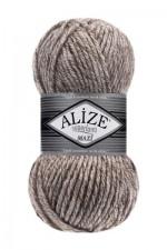 Alize Superlana Maxi Цвет 803 молочно коричневый