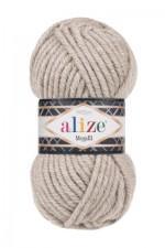 Пряжа для вязания Alize Superlana Megafil (Ализе Суперлана Мегафил) Цвет 152 бежевый