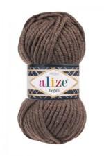Пряжа для вязания Alize Superlana Megafil (Ализе Суперлана Мегафил) Цвет 240 коричневый