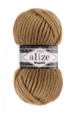 Пряжа для вязания Alize Superlana Megafil (Ализе Суперлана Мегафил) Цвет 499 бежевый