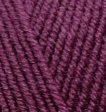 Alize Superlana Midi Цвет 307 гнилая вишня