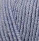 Пряжа для вязания Alize Superlana Midi (Ализе Суперлана Миди) Цвет 381 морская волна