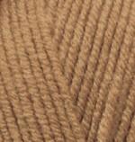 Пряжа для вязания Alize Superlana Midi (Ализе Суперлана Миди) Цвет 499 бежевый