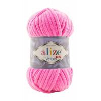 Velluto Цвет 121 розовый леденец